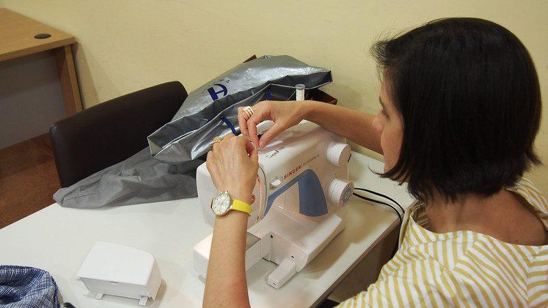 Clausura del taller de patronaje y costura Benejúzar